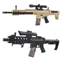 电动连发水晶弹枪发射求生水弹抢绝地儿童仿真小孩玩具枪
