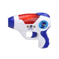 1-2-3岁小孩投影电动枪 声光男孩小枪儿童玩具抢宝宝玩具枪男孩儿童宝宝玩具六一儿童节礼物 官方标配