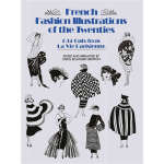 French Fashion Illustrations of the Twenties (【按需印刷】)