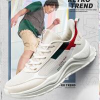 【券后预估价:127】361男鞋运动鞋2021年夏季新款透气鞋子新款时尚软底休闲鞋男士潮