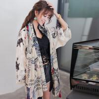 2017秋冬新版女式 韩版森女系英伦棉麻柔软围巾丝巾披肩