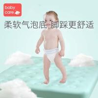 babycare婴儿游泳池家用加厚超大号小孩儿童充气游泳桶宝宝泡澡桶