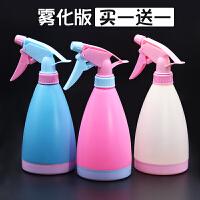 浇花喷壶喷雾瓶洒水壶气压式手动小型浇水壶喷水壶家用园艺工具