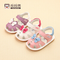 1-3岁幼儿女小童婴儿软底鞋子2019夏季女宝宝公主学步凉鞋