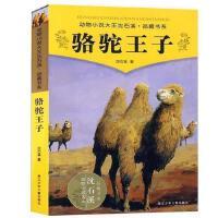 骆驼王子 沈石溪动物小说大王沈石溪 品藏书系 7-10岁儿童文学动物小说书籍 11-14岁中小学生课外读物