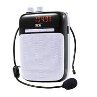 索爱(soaiy)S-318 便携式数码扩音器 大功率小蜜蜂扩音器教学专用教师导游 插卡播放器 唱戏机