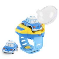 手表遥控车迷你遥控小汽车手表儿童玩具表带汽车男孩女孩