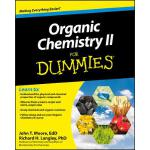 【预订】Organic Chemistry II For Dummies