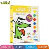 逻辑狗3-4岁(幼儿园小班-带6钮板)第一阶段儿童思维升级游戏系统 男孩女孩益智数学习早教机玩具卡