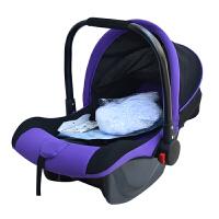 W 婴儿吊床婴儿提篮式汽车儿童安全座椅新生儿宝宝车载手提篮汽车用便携摇篮D26 顶配全套