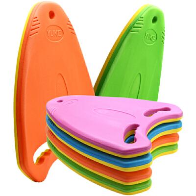 羽克游泳浮板大人漂浮板儿童初学者游泳板背漂学游泳装备
