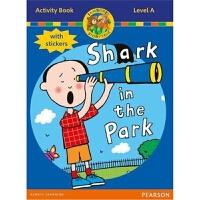 预订Jamboree Storytime Level A: Shark in the Park Activity Boo