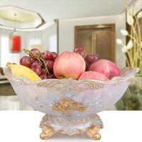 【新品】欧式果盘创意客厅水果盘家用现代简约茶几干果盘时尚收纳摆件