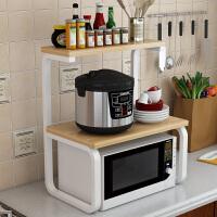 微波炉架子 家用3层厨房用品置物架烤箱架双层收纳储物调料调味架