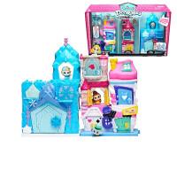 公主玩具�B�B童�屋娃娃屋奇幻城堡公仔女孩�^家家�Y物男孩