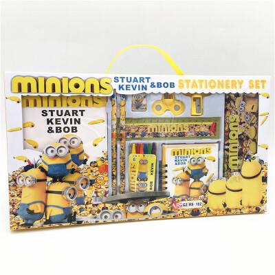 幼儿园学习用品开学文具套装礼盒批发儿童生日礼物奖品文具