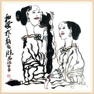 杨晓阳(人物)ZH292 附出版物+合影
