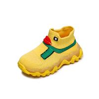 女童袜子鞋小童网鞋运动鞋夏季儿童宝宝秋款软底男童鞋