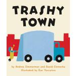 【预订】Trashy Town Board Book