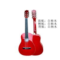 吉他产品初学39寸古典吉他新手吉他云杉面板入门吉他