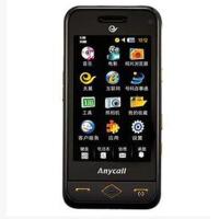 三星娱乐手机F839 CDMA2000 直板全触屏GPS 送2G卡和外壳