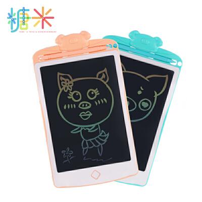 儿童玩具液晶画板电子小黑板画画写字板涂鸦板家用手写板礼物