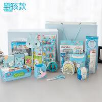 六一儿童文具礼盒六一儿童节礼物可爱精美18件文具礼盒 小学生礼品奖品开学季礼物新年元旦春节