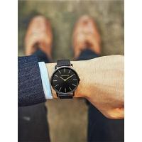 男士手表防水时尚学生超薄简约潮流休闲石英男表