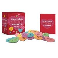 预订Conversation Heart Magnets:From Sweet to Sassy
