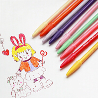 慕那美3000 12色纤维笔 草图笔慕娜美 中性笔塑盒套装