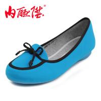内联升 女鞋布鞋女士海元春秋时尚休闲布鞋 老北京布鞋 6756C