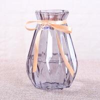 【好货】欧式风信子花瓶水培植物玻璃瓶客厅插花摆件干鲜花瓶 桌面插花瓶