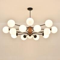 北欧风格吊灯后现代简约客厅灯具个性创意卧室餐厅设计师魔豆吊灯