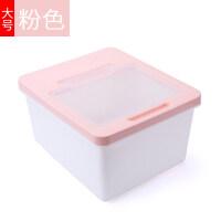 大号10kg防潮装米箱厨房面粉桶 防虫米桶储米箱米面收纳箱