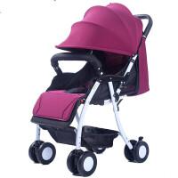 婴儿推车超轻便携式可坐可躺简易折叠童车夏季新生宝宝婴儿手推车a323zf10