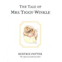 Original Peter Rabbit Books: The Tale of Mrs. Tiggy-Winkle 彼得兔系列:迪基・温克尔太太的故事 ISBN 9780723247753