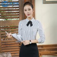 韩版女装白色衬衫女修身显瘦长袖学生上衣韩范小领方领衬衣潮