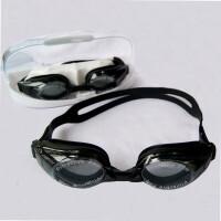 游泳眼镜防雾泳镜男女通用款游泳泳镜硅胶平光镜