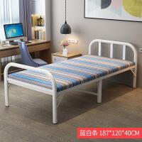 折叠床单人床家用午睡床办公室便携行军床双人床午休床陪护床