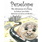 【预订】Penelope the Adventures of a Penny