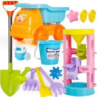 沙宝宝沙漏挖沙工具室内大铲子男女孩儿童沙滩玩具套装玩具