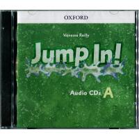 牛津幼儿英语教材 Jump In! Audio CDs Level A