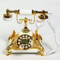几米生活 创意摆件 富贵金枝 电话机 电话座机 金色 创意礼品 AJH170