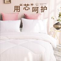新疆棉花被芯全棉花春秋冬被棉胎被芯 1.5米1.2米单人双人定制