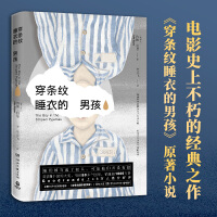 穿条纹睡衣的男孩 湖南文艺出版社