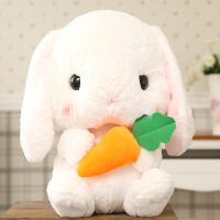 六一儿童节520毛绒玩具兔子可爱流氓兔公仔小白兔玩偶抱枕布娃娃超萌生日礼物女520礼物母亲节