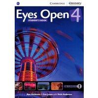 剑桥新探索系列中学英语教材Eyes Open Level 4 Student Book 学生用书