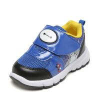鞋柜童鞋 卡通人物儿童鞋男童运动休闲鞋-tt
