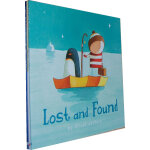 Oliver Jeffers Classic Collection #1 (4 Books) 智慧小孩系列经典套装第一辑英语英文原版绘本(共4册)ISBN 9780007939312
