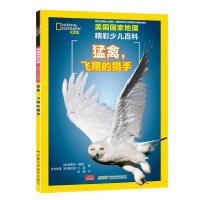 美国国家地理 精彩少儿百科――猛禽,飞翔的猎手
